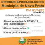 São Jorge tem caso confirmado de coronavírus