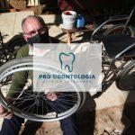 Conheça Jorge do Bem, caminhoneiro que usa seu tempo livre para consertar e doar cadeiras de rodas