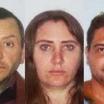Família de vítimas do triplo homicídio pede ajuda da comunidade para localizar foragidos