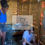 Estudante do Rio cria mochila que filtra água suja e a torna própria para consumo