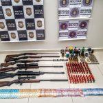 Operação Braço Direito contra o crime organizado é realizada em Nova Prata