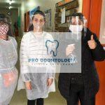 Doação de 180 protetores faciais reforça prevenção à covid-19 no retorno às aulas em Bento Gonçalves