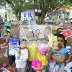Escola rural inclusiva ensina pais e filhos com necessidades especiais de graça