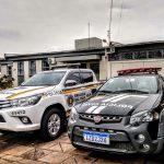 BM cumpre mandado de prisão em Nova Prata