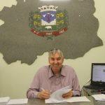 Entrevista com o prefeito de Paraí Oscar Dall Agnoll