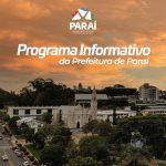 Programa semanal da Prefeitura de Paraí