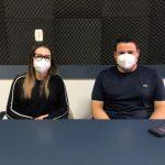 Entrevista com os dentistas da UBS de Paraí