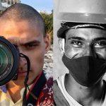 Em um ano de uso obrigatório de máscaras, fotógrafo registra 'sorriso pelos olhos' de desconhecidos